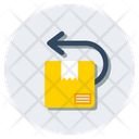 Parcel Return Icon