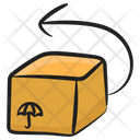 Return Policy Order Return Parcel Return Icon