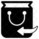 Parcel Return Icon