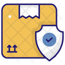 Parcel Safety Icon