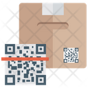 Parcel Scanning Icon