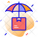 Box Protection Shipping Icon