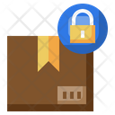 Parcel Security Secure Delivery Product Security Icon