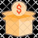 Parcel Send Icon