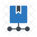 Parcel Sharing Icon