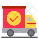 Parcel Shipped Package Parcel Icon