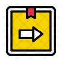 Parcel Shipping Icon