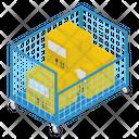 Packages Parcels Parcel Storage Icon