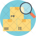 Parcel Supervision Icon