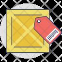 Parcel Tag Delivery Icon