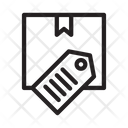 Parcel Tag Icon