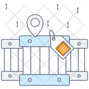 Parcel Tags Icon