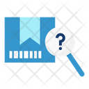 Parcel Tracking Parcel Search Icon