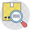Parcel Tracking Order Icon
