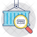 Freight Tracking Order Icon