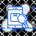 Check Parcel Parcel Tracking Parcel Scanning Icon