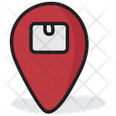 Cargo Tracking Delivery Tracking Parcel Tracking Icon
