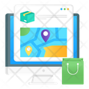 Cargo Tracking Delivery Tracking Online Tracking Icon