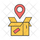Icon Parcel Tracking Icon