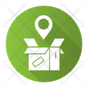 Parcel Tracking Tracker Icon