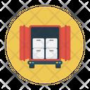 Parcel Truck Icon