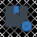 Parcel Verified Icon