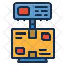 Weight Digital Scales Icon