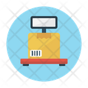 Weight Meter Box Icon
