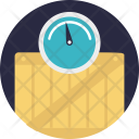 Weight Parcel Shipping Icon