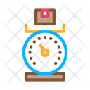 Time Delivery Postal Icon
