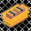 Parcels Carton Icon