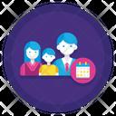 Parental Leave Maternity Parental Icon