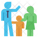 Parenting Family Father Icon