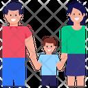 Family Parents Parenthood Icon