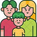 Parents Kid Child Icon