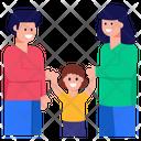 Parenthood Parents Care Family Icon