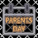 Parentsday Icon