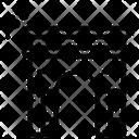 Paris Gate Icon