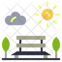 Park Garden Location Icon