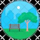 Garden Park Nature Icon