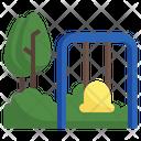 Park Garden Parks Icon