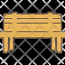 Park Bench Icon