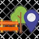Park Location Park Location Icon