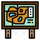 Park Road Maps Icon