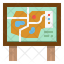Park Road Maps Icon