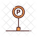 Parking Parking Board Park Icon