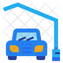 Parking Lot Service Icon