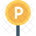 Parking Sign Signboard Icon