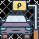Parking Parking Sign Automobile Icon