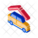 Parking Business Car Icon